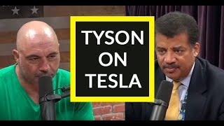Neil deGrasse Tyson owns a Tesla Model X