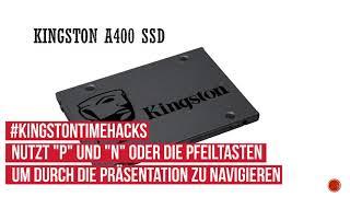 #KingstonTimeHacks: Microsoft PowerPoint Tipps & Tricks (Werbung)