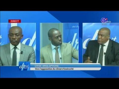 Equinoxe Tv: Droit de Réponse - Crise Anglophone/ Affaire MRC/ Les non dits du tourbillon Judiciaire