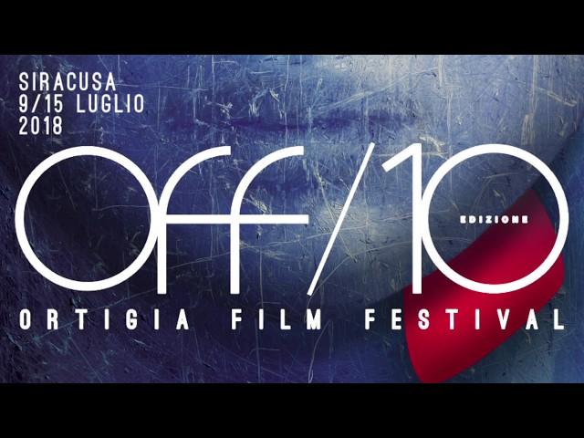 Promo OFF 10 - Ortigia Film Festival