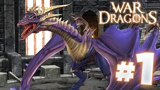 Dragons, Dragons, Dragons! - War Dragons Ep 1