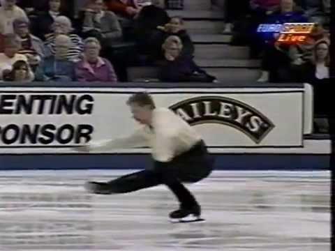 Neil Wilson GRB - 1996 World Championships SP