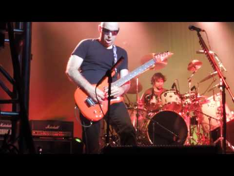 Joe Satriani - Surfing With The Alien live @ Carnegie Music Hall in Pittsburgh, PA 9/30/13