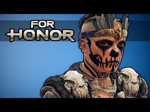 Devil Shaman! - For Honor Season 8 Gameplay