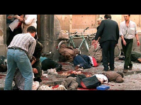SARAJEVO - Le massacre de Markale - 05.02.1994. (France 3)