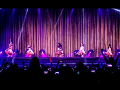 Fifth Harmony - 7/27 Tour em Brasília SHOW COMPLETO | 03/07/2016 [FULL HD]