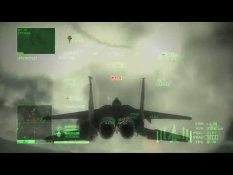Ace Combat 6 | Mission 6 | Siege on Silvat