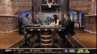 Stephen A : Jones NOT deserved for draft, Murray better - Cardinals def. Giants 27-21 | First Take