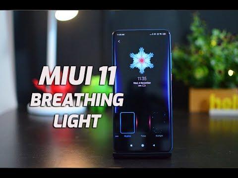 MIUI 11 Breathing