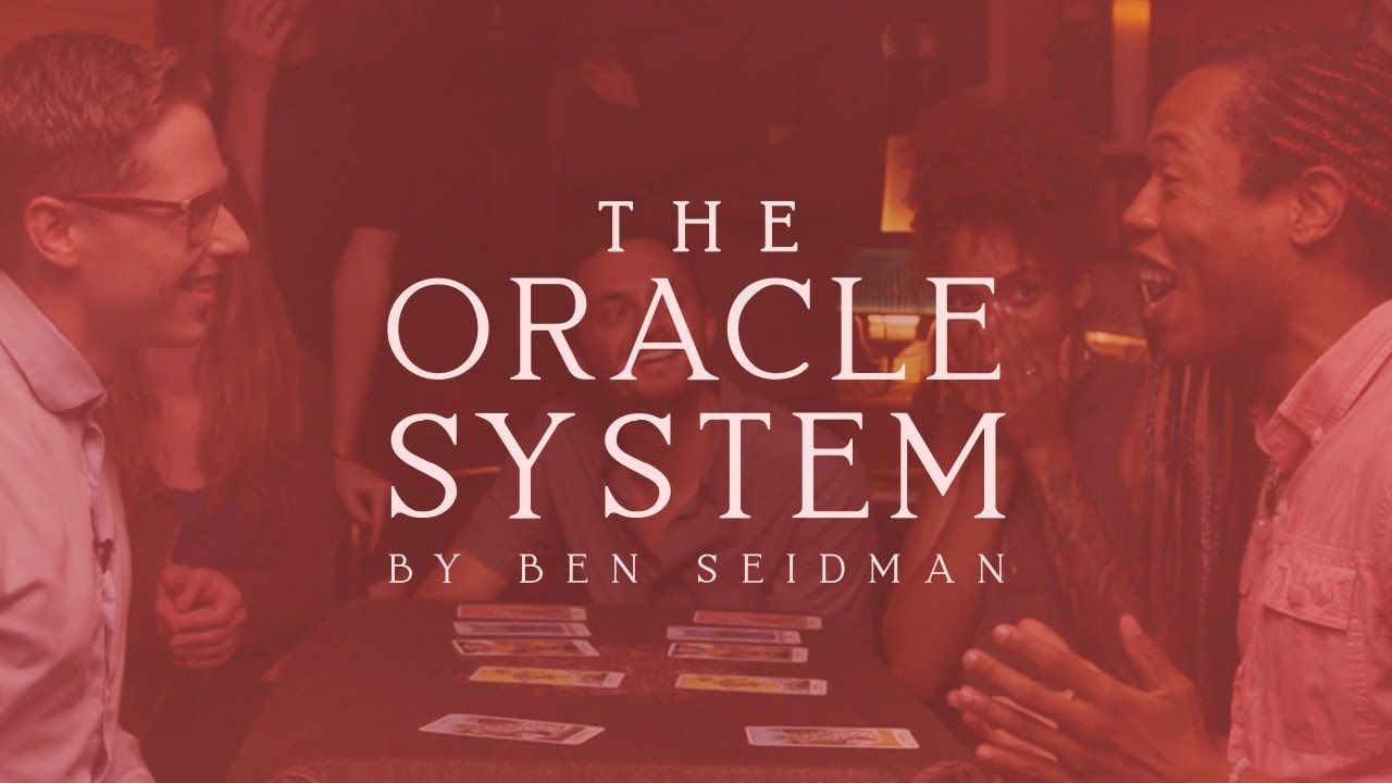 Image result for The Oracle System By Ben Seidman