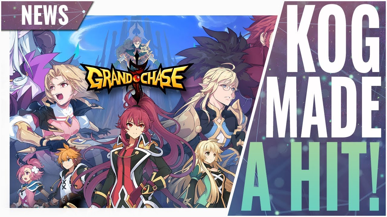 Grand Chase hit pre-registration, 2 new Dragon Ball games, Bravely Archive & more! - Mobirum News