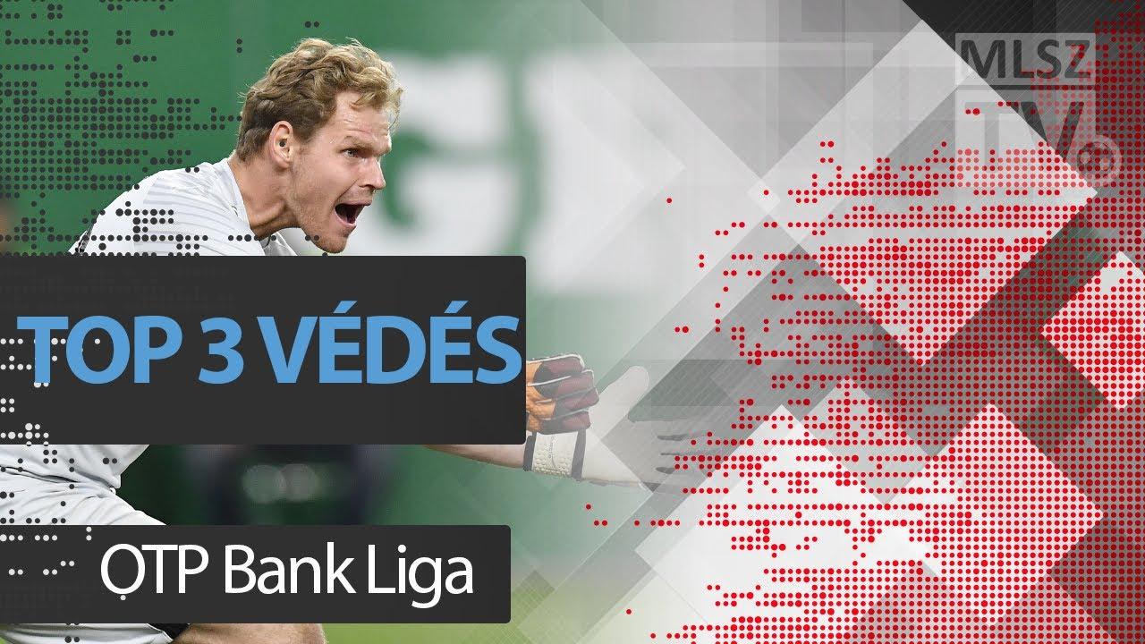 TOP 3 VÉDÉS – 20. forduló| OTP Bank Liga | 2017/2018 | MLSZTV