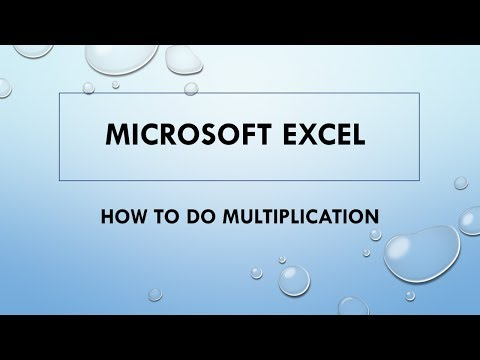 how-to-multiply-in-excel-||-multiplication-in-excel