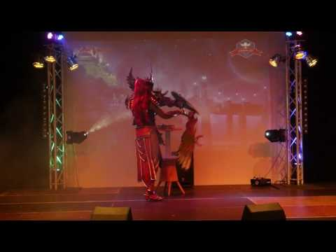 related image - Japan Party 2017 - Cosplay Dimanche - 10 - World of Warcraft