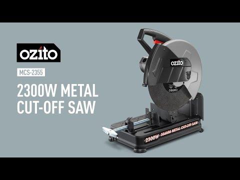 Ozito 2300W Metal Cut-Off Saw - Product Video