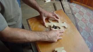 Столик для электролобзика.Своими руками.Часть 2.Jigsaw Table.With his own hands.