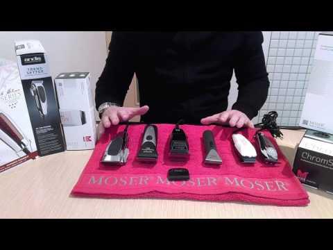 В чём разница между машинкой для стрижки и окантовочной машинкой (триммером)