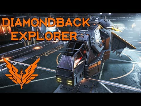 DIAMONDBACK EXPLORER | OVERVIEW & OUTFITTING | Elite: Dangerous