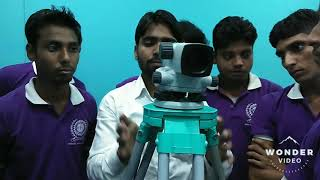 How to work with Auto level/ How To survey in Automatic Level, How to set Level machine/Land Survey