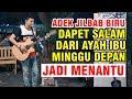 OY ADIK JILBAB BIRU - IMAM NAHLA & ASLAM ARDILA LIVE AKUSTIK COVER BY TRI SUAKA