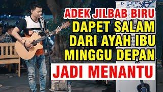 Download lagu OY ADIK JILBAB BIRU - IMAM NAHLA & ASLAM ARDILA (LIVE AKUSTIK) COVER BY TRI SUAKA