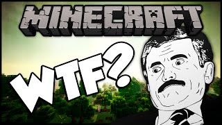 WTF IS THIS!? (Minecraft Hunger Games Funny Moments)
