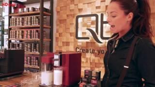 Qbo You-Rista Hands-On @ Qbo Store Steglitz [4K UHD]