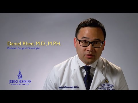 Daniel Rhee, M.D. | Pediatric Surgeon
