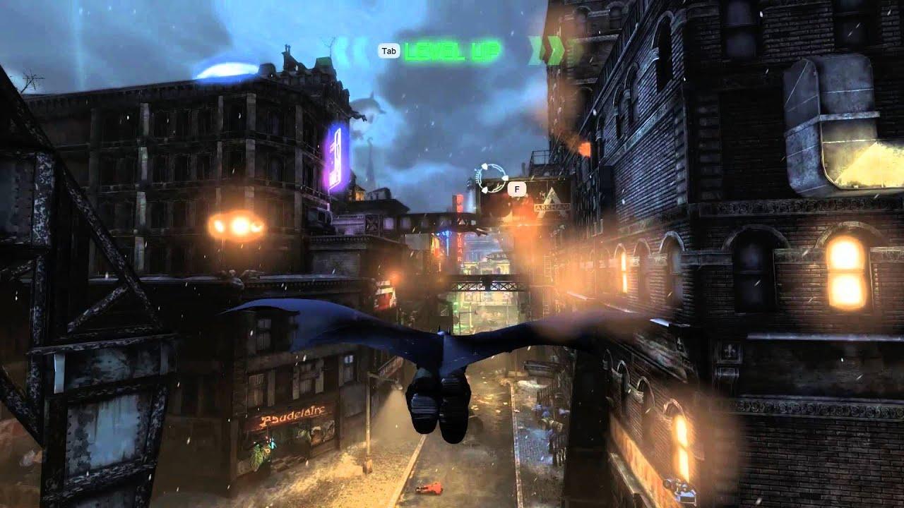 Batman: Arkham City GOTY - Gameplay (PC | Full HD) - YouTube