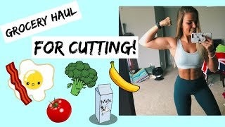 Starting a Mini-Cut! | Grocery Haul For Cutting Ep. 11