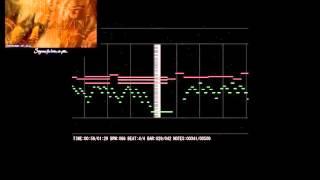 エルフェンリート OP リリム(LILIUM)歌手:野間久美子 MIDI演奏