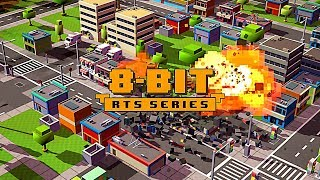 8-BIT SERIES Gameplay Trailer (2018) PS4 / Xbox One / PC