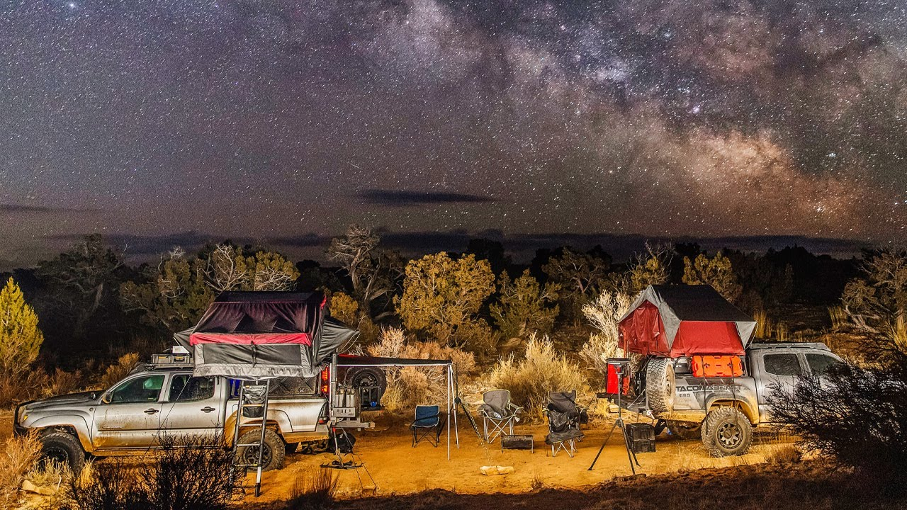 Chasing the Milky Way, Camping Adventure | Pt 2