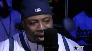 50 cent and WC - rap city freestyle