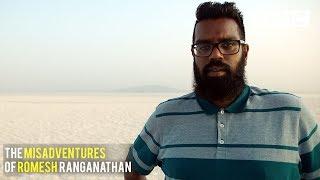 Why Romesh Ranganathan hates camping! - BBC