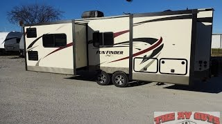 Tons O Fun And Just Perfect For Family Memories! 2016 Fun Finder 252VSB