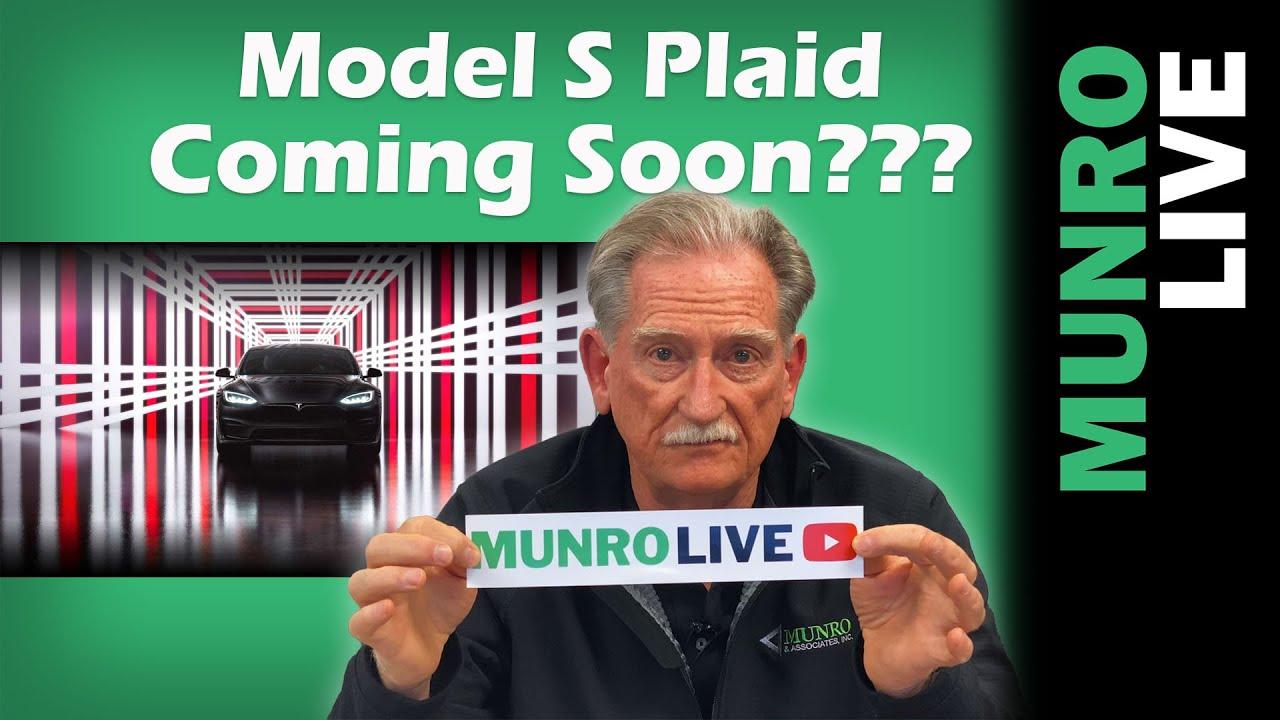 Model S Plaid: Sandy's Plan