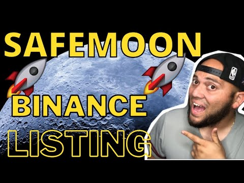HUGE SAFEMOON NEWS! SAFEMOON WILL GET LISTED VERY SOON! SAFEMOON GOING ON BINANCE? SAFEMOON CEO TALK