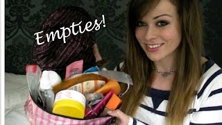 Empties and Mini Reviews #1!! Thumbnail