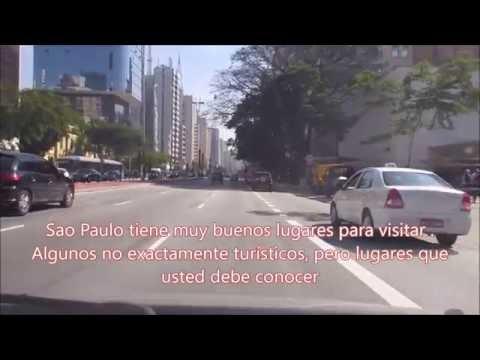 My Brazilian Friends Driving in Brazil - 01 Driving in Sao Paulo City