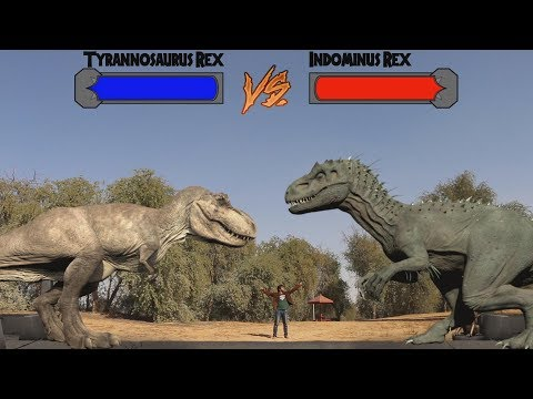 T-Rex Chase - Bloopers