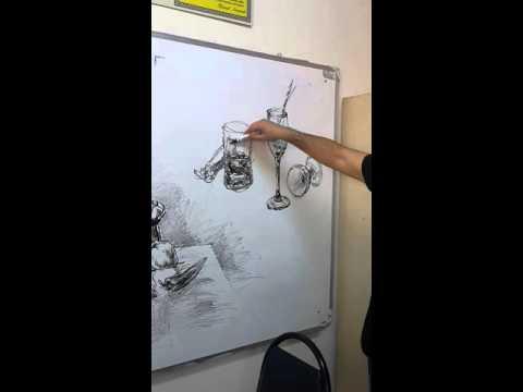 merih yıldız resim dersi