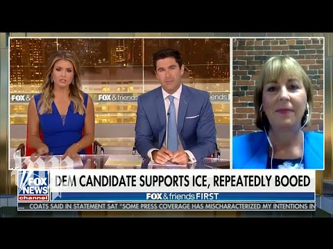 Fox News booked the wrong Democratic candidate. She had a lot to say.