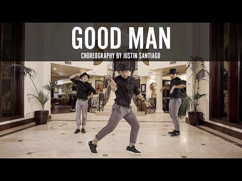 "Ne-Yo ""Good Man"" Choreography by Justin Santiago"