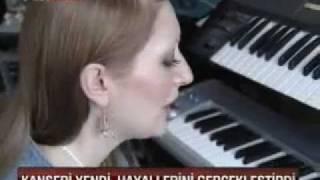 Emine SARI FOX TV özel röportaj 02.09.2011