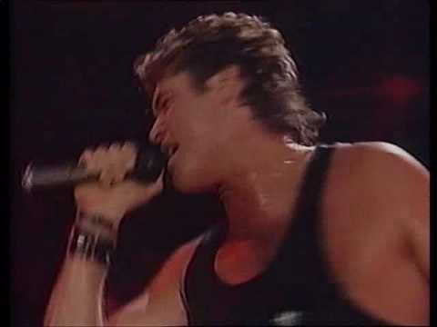 David Hasselhoff - I Wanna Move To The Beat Of Your Heart (Live In Germany 1990)