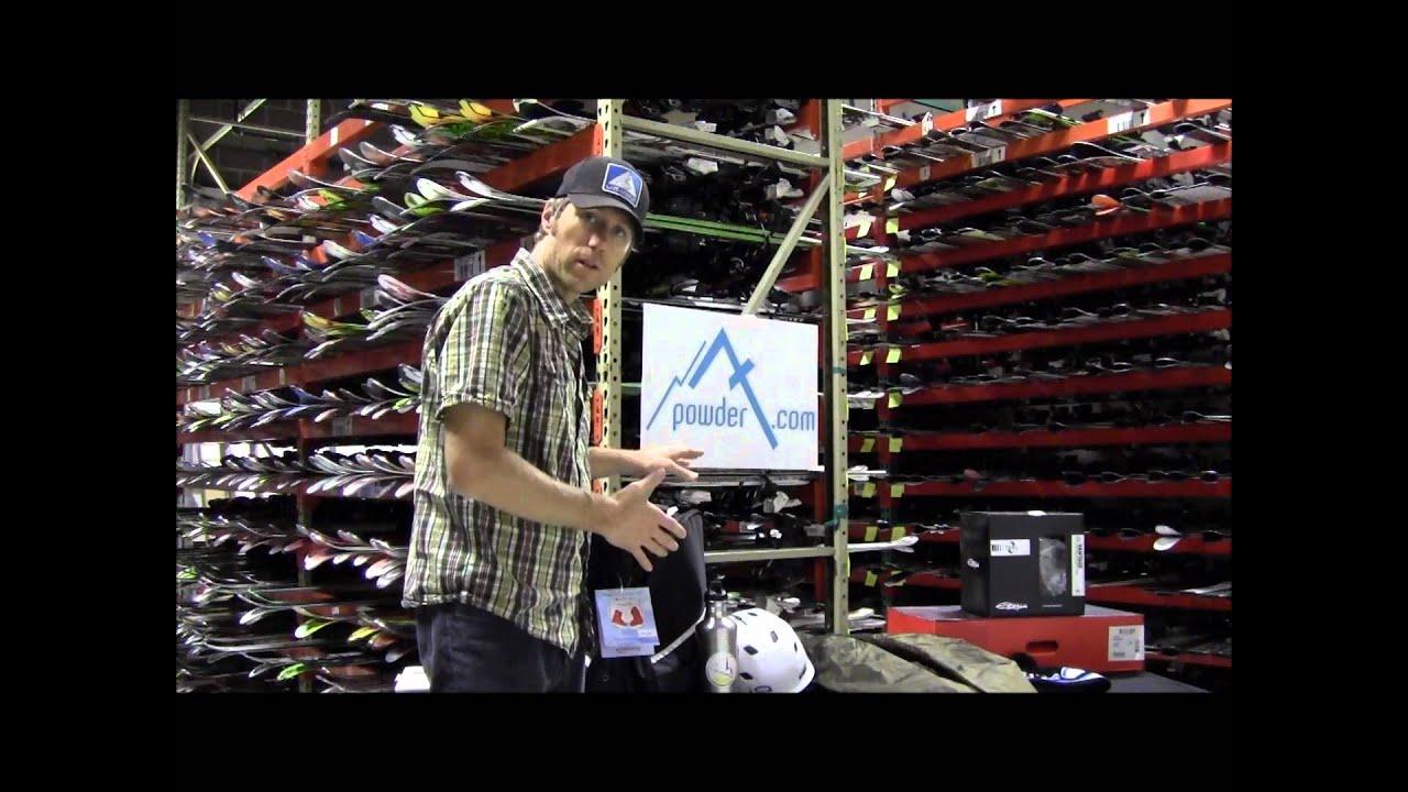 8e3dfb5a8b Transpack Ski Boot Backpack - YouTube