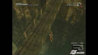 Metal Gear Solid 3: Snake Eater PlayStation 2 Gameplay -