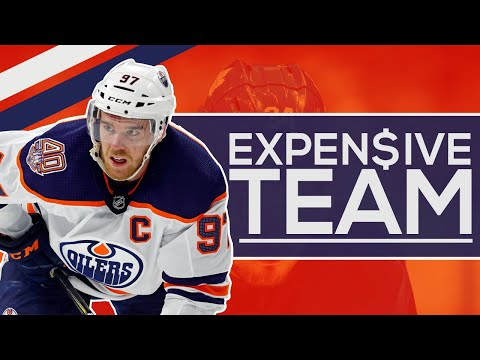 What Would The Most Expensive NHL Team Look Like? (NHL 20)