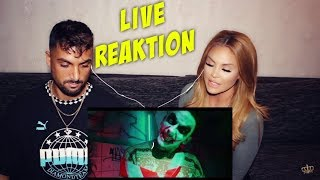 Capital Bra feat. Samra & AK AusserKontrolle - Fight Club Live Reaktion | Lisha&Lou